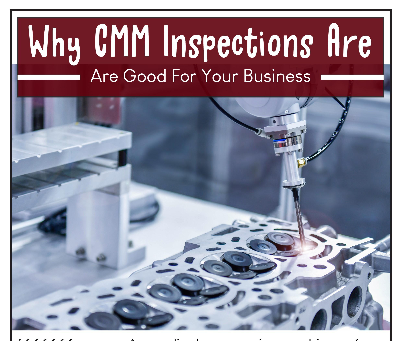 CMM inspections